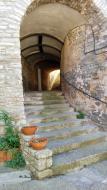 Montpalau: portal de cal Vidal  Ramon Sunyer
