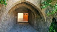 Montpalau: portal d'entrada  Ramon Sunyer