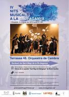 IV Nits Musicals a la Brufaganya cartell Terrassa 48