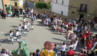 Festa del segon aniversari dels Bastoners de Sedó