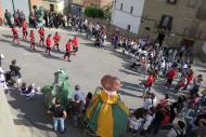 Sedó: Festa del segon aniversari dels Bastoners  Aj TiF