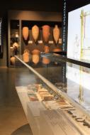 Guissona: Vasos de ceràmica  Museu Guissona
