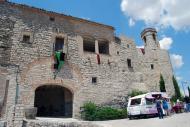 Montfalcó Murallat: Només una entrada  Ramon Sunyer