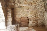 Montfalcó Murallat: antic forn de pa  Ramon Sunyer