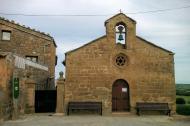 Guarda-si-venes: Ermita de Sant Miquel  Ramon Sunyer