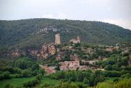 Santa Perpètua de Gaià: Vista general  Ramon Sunyer
