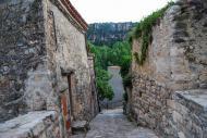 Santa Perpètua de Gaià: Carrer  Ramon Sunyer