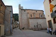 Pontils: Església Santa Maria gòtic (XVI)  Ramon Sunyer
