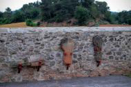Biure de Gaià: Cementiri  Ramon Sunyer