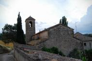 Biure de Gaià: Església Sant Joan barroc (XVIII)  Ramon Sunyer