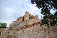 Biure de Gaià: Castell Biure barroc (XIX)  Ramon Sunyer