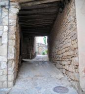 Les Piles: Portal  Ramon Sunyer