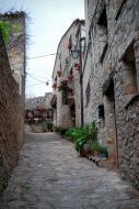 Les Piles: carrer  Ramon Sunyer