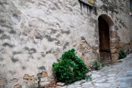 Les Piles: detall casa  Ramon Sunyer