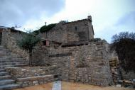 Guialmons: Restes del castell  Ramon Sunyer
