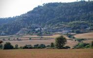 Valldeperes: Vista del poble  Ramon Sunyer