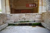 Rocamora i Sant Magí de la Brufaganya: capella Fonts de sant Magí  Ramon Sunyer