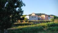 Pontils: vista del poble  Ramon Sunyer