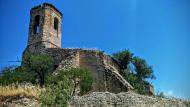 Montlleó: Església de santa Maria  Ramon Sunyer