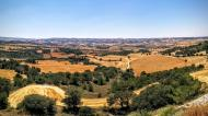 Montlleó: Paisatge de la vall d'Ondara  Ramon Sunyer