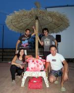 Sedó: L'equip de Lo Cercaurts  Aj TiF