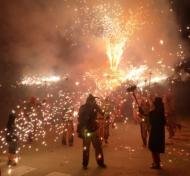 Sanaüja: 7a Trobada de diables de la Segarra Històrica  Daniel Espejo Fraga