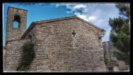Gospí: Església Sant Martí romànic (XI)  Ramon Sunyer