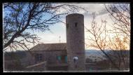 Gospí: Torre Gospí romànic (XI)  Ramon Sunyer