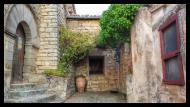Gospí: Entrada església  Ramon Sunyer