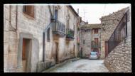 Viver de Segarra: carrer  Ramon Sunyer