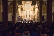 Cervera: Concert de la XII Fira de Lutiers. Música de Cambra  Jordi Prat