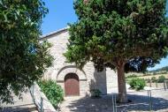 Estaràs: Església Sant Julià romànic (XI)  Ramon Sunyer
