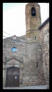 Les Pallargues: Església Sant Salvador neoclàssic (XIX)  Ramon Sunyer