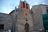 Llindars: Església Sant Roc barroc (XVII)  Ramon Sunyer