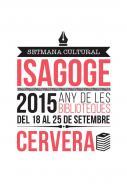 cartell Isagoge 2015