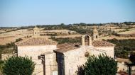 Granyanella: Església de Sant Salvador  Ramon Sunyer