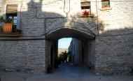 Granyanella: Portal carrer sant Mateu  Ramon Sunyer