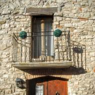 Granyanella: Balcó  Ramon Sunyer