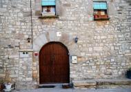 Granyanella: Façana  Ramon Sunyer