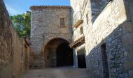 Granyanella: Portal de la Vila Closa  Ramon Sunyer