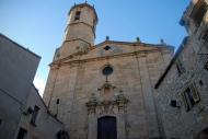 Granyena de Segarra: Esglesia de Santa Maria  Ramon Sunyer