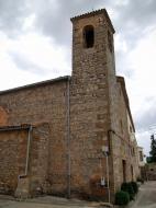 La Curullada: església  Ramon Sunyer