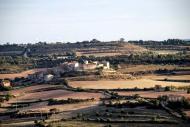 Granyanella: Vista des de la Curullada  Ramon Sunyer