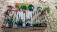 La Curullada: balcó  Ramon Sunyer