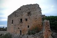La Móra: Restes del castell  Ramon Sunyer