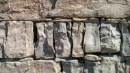 Massoteres: Cabana 2 detall pedres  Ramon Sunyer