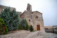 Fonolleres: Església Santa Maria barroc (XI, XVII)  Ramon Sunyer