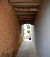 Fonolleres: portal  Ramon Sunyer