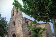 La Móra: Església Sant Jaume La Móra romànic s XII  Ramon Sunyer