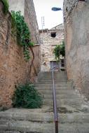 La Móra: carrer  Ramon Sunyer